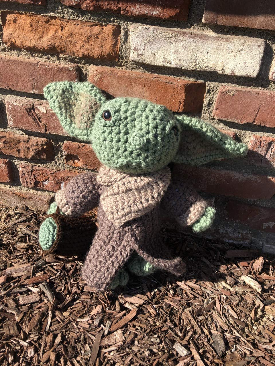 10+ Star Wars Yoda Crochet Patterns | Star wars crochet, Crochet ... | 1280x960