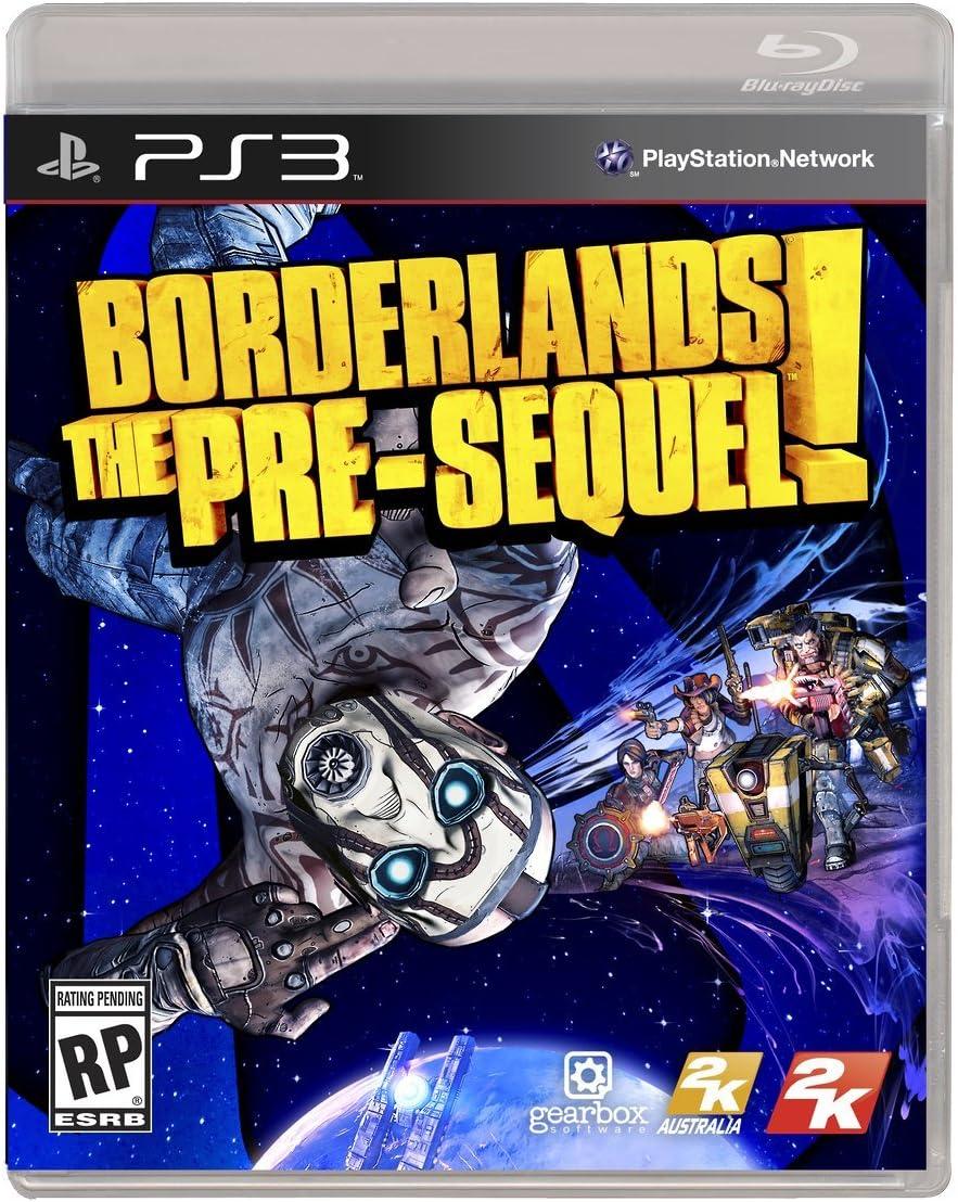 Amazon com: Borderlands: The Pre-Sequel - Playstation 3