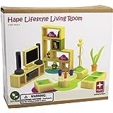 Hape 821510 - Muebles para sala de estar