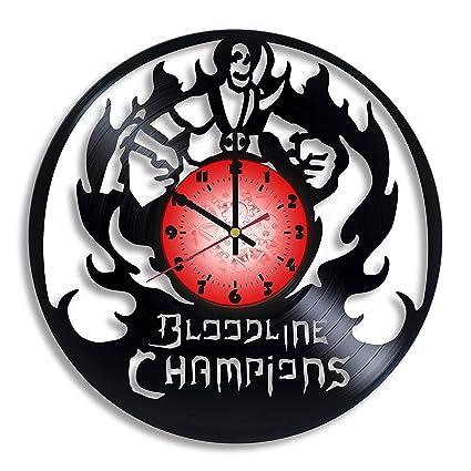 Amazon Com Bloodline Champions Computer Game Logo Handmade