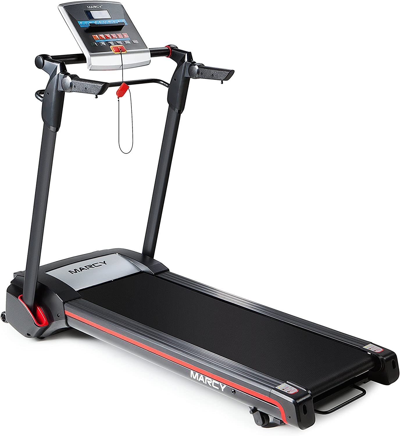 marcy pre assembled foldable treadmill reviews