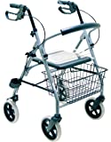 Drive medical aluminium rollator