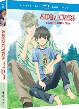 Super Lovers: Season One (SUB Only) (Blu-ray/DVD Combo)