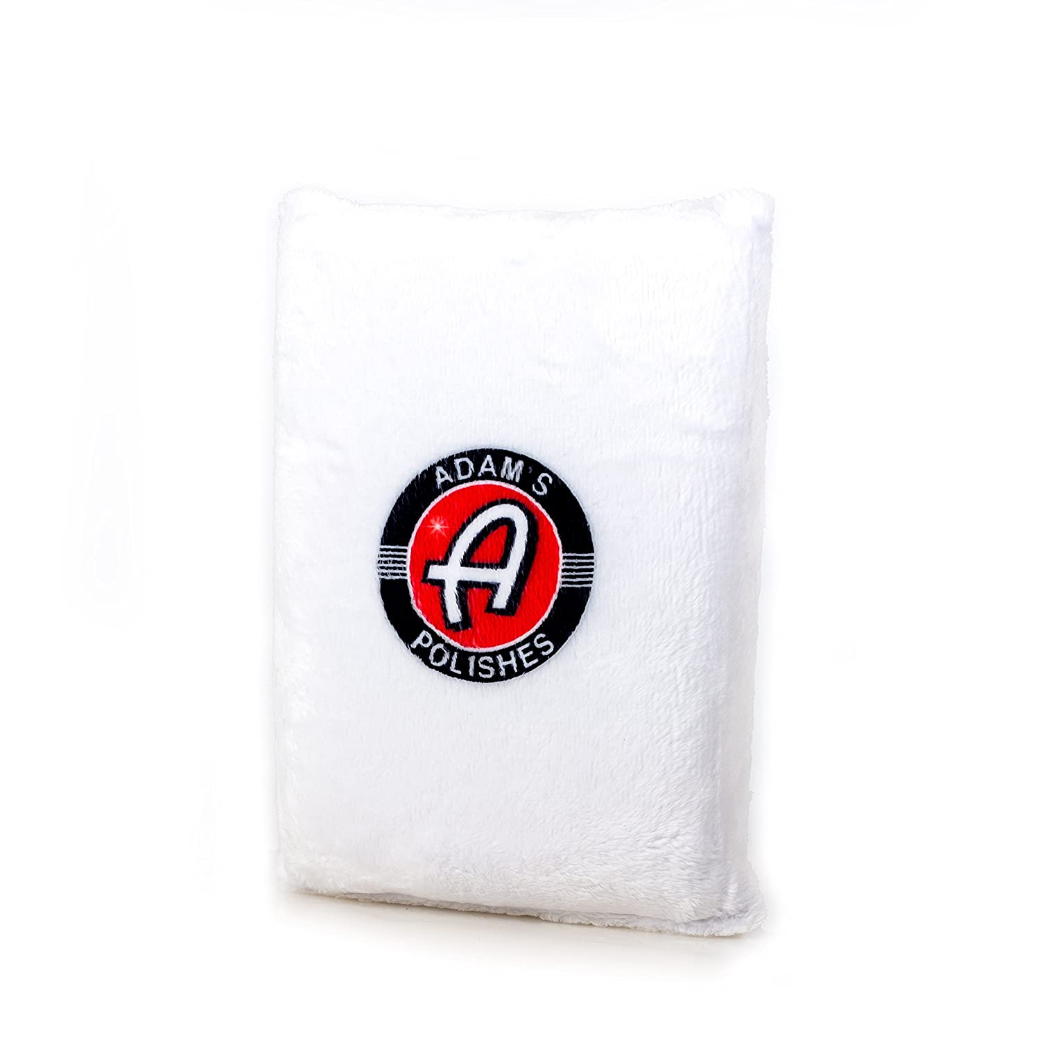 Adam's Premium Microfiber Wash Sponge - Super Soft Microfiber Wrapped Around a Sponge That Holds Tons Sudsy Car Wash Water - Swirl Free Washing Guaranteed Adam' s Polishes