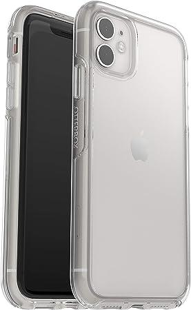 Otterbox Symmetry Clear Schutzhülle Und Performance Glass Displayschutz Für Apple Iphone 11 Transparent Elektronik