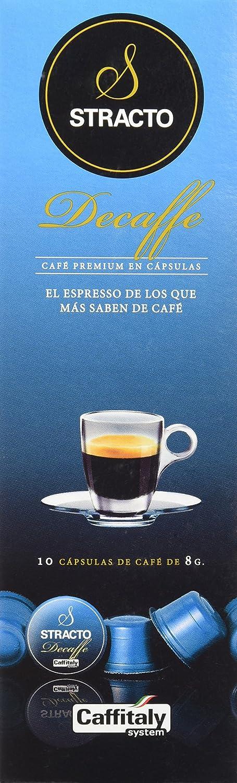 Stracto Corposso Cápsulas De Café - 90 gr: Amazon.es: Alimentación ...