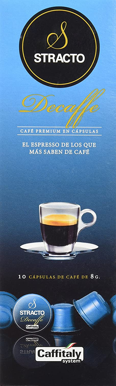 Stracto Delicato Cápsulas De Café - 100 gr