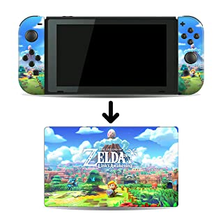 The Legend of Zelda: Link's Awakening Game Skin for Nintendo Switch Console and Dock
