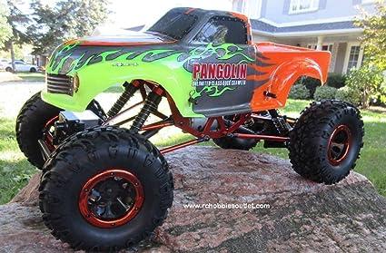 Amazon Com Hot Sale Rc Rock Crawler Truck Electric 1 10 Scale Rtr
