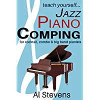 teach yourself... Jazz Piano Comping: for cocktail, combo & big band pianists book cover