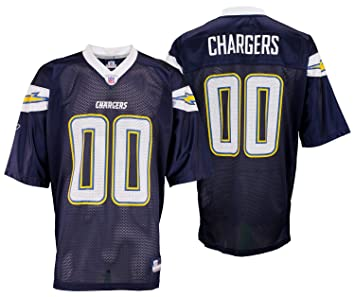 purchase cheap 0d01e 7b247 San Diego Chargers NFL Mens Vintage Team Replica Jersey ...