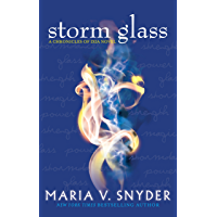 Storm Glass (The Glass Series, Book 1) (The Chronicles Of Ixia Series 4)