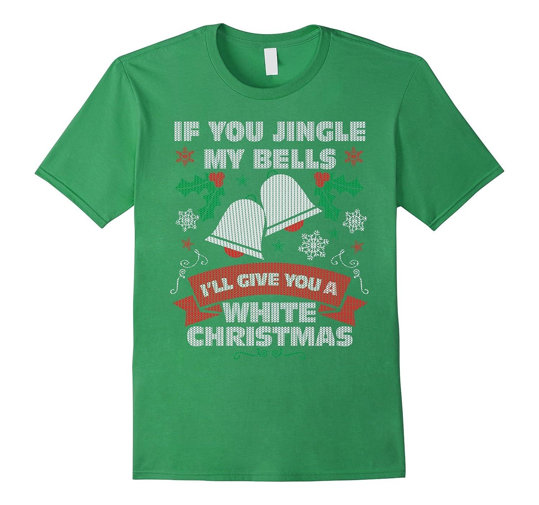 470cc16b Men's Jingle my Bells Funny Adult Christmas T-shirt-CL – Colamaga