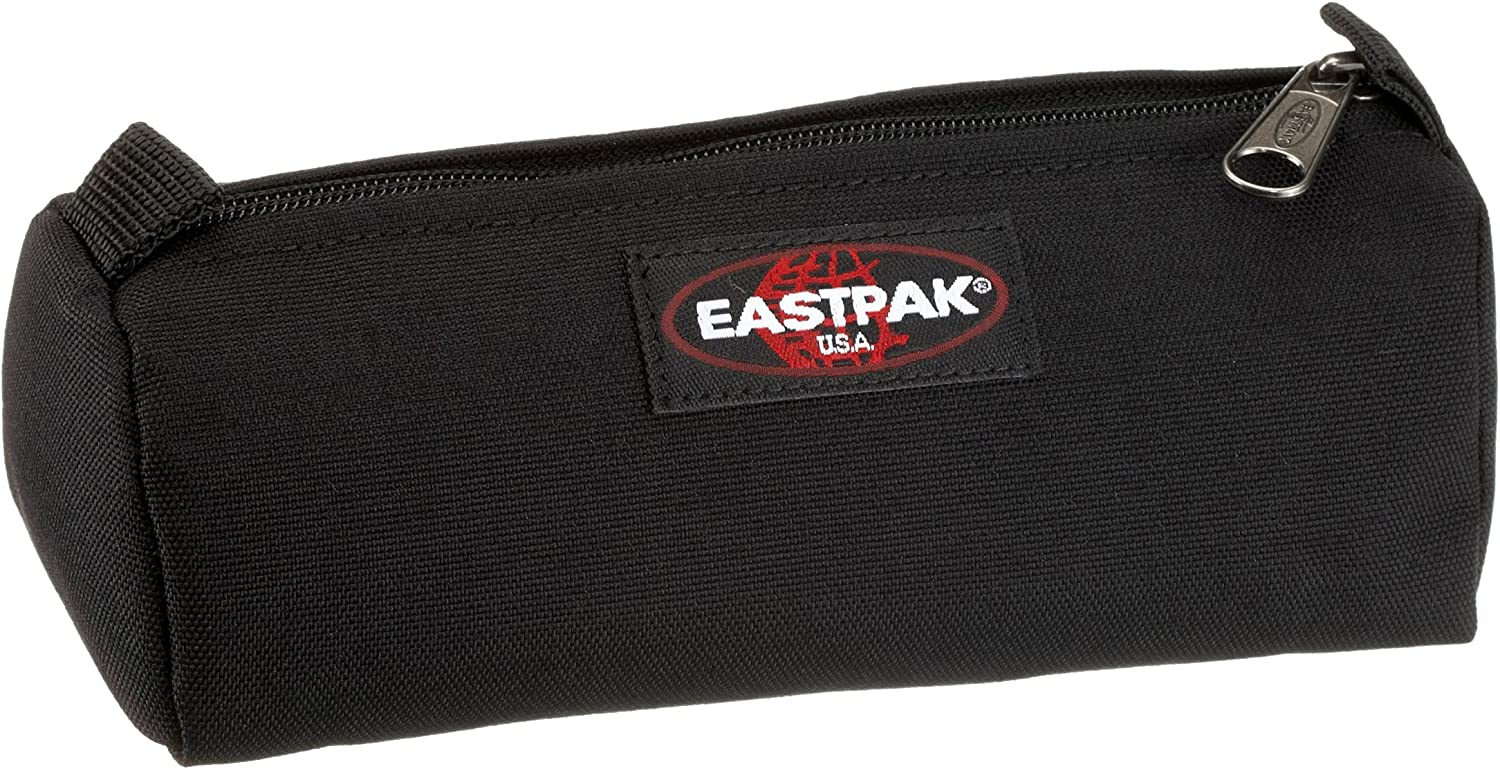 Eastpak Estuche BENCHMARK, 20.5 x 6 x 7.5 cm, Black: Amazon.es: Equipaje