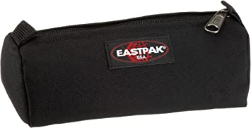 Eastpak Estuche BENCHMARK, 20.5 x 6 x 7.5 cm, Black: Amazon.es: Equipaje