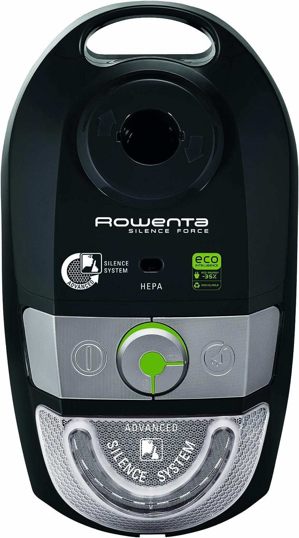 30x Staubsaugerbeutel geeignet für Rowenta Silence Force RO 4762 eco green
