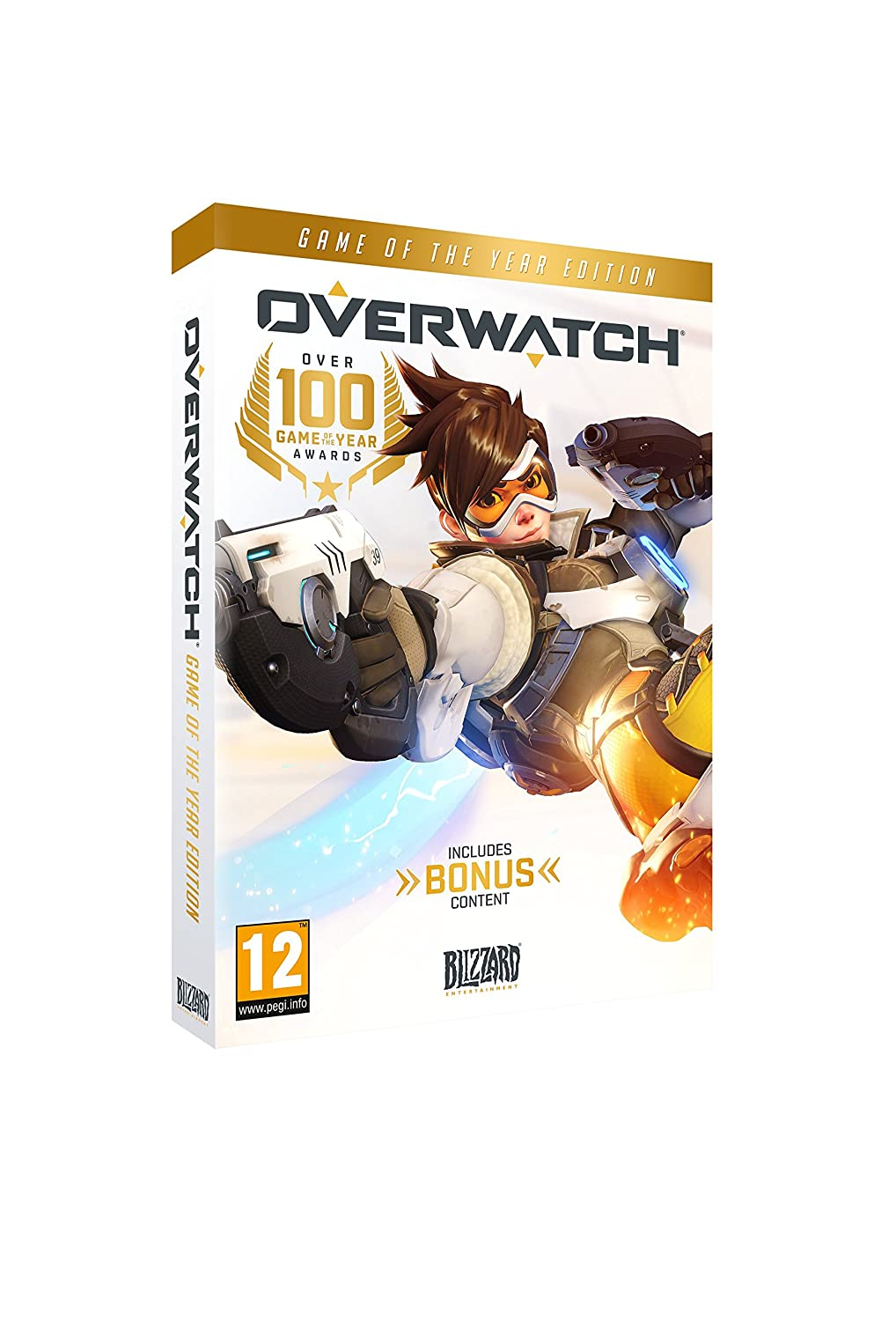 Overwatch Game of the Year Edition (PC): Amazon co uk: PC