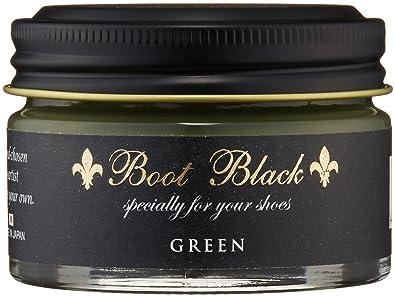 276b560a536e0  ブートブラック  COLOR SHOE CREAM BBクリーム55 (GREEN(グリーン) 55g