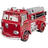 Disney Pixar Cars véhicule Red camion de pompiers rouge, jouet pour enfant, FJJ00