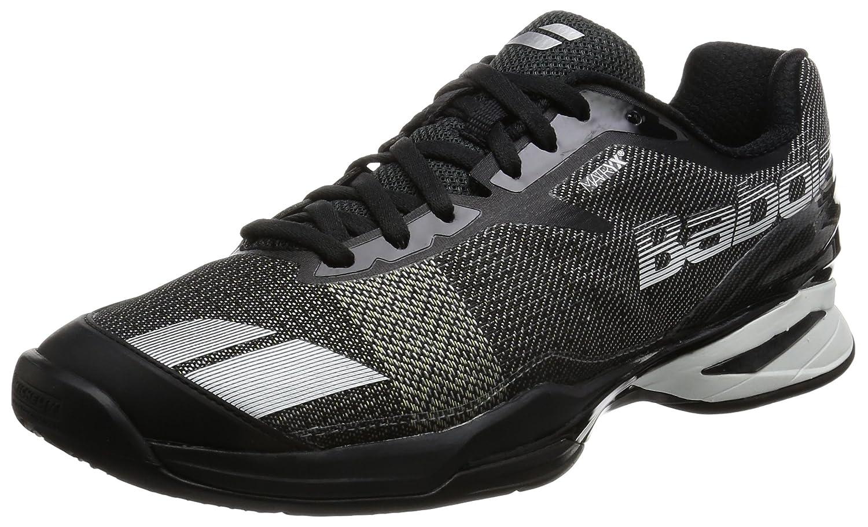 [バボラ] テニスシューズ クレーコート用 B01N9P5AIH メンズ ジェット メンズ BAS17631 27.0 BAS17631 cm ブラック/ホワイト B01N9P5AIH, 手づくり和菓子翁屋:9fdfb6a1 --- cgt-tbc.fr