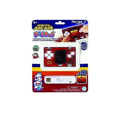 Micro Arcade Dig Dug: Toys & Games