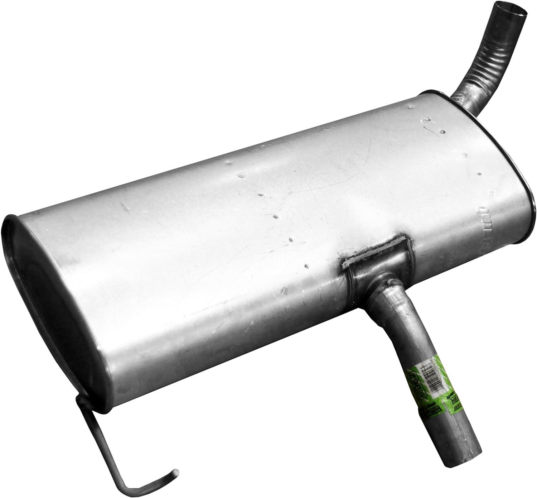 Walker 50062 Quiet-Flow Stainless Steel Muffler Assembly
