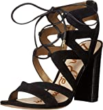 Amazon Com Sam Edelman Women S Eavan Gladiator Sandal