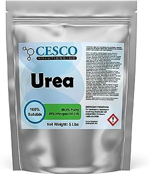 Cesco Solutions Urea 46-0-0 Fertilizer Vegetable Garden