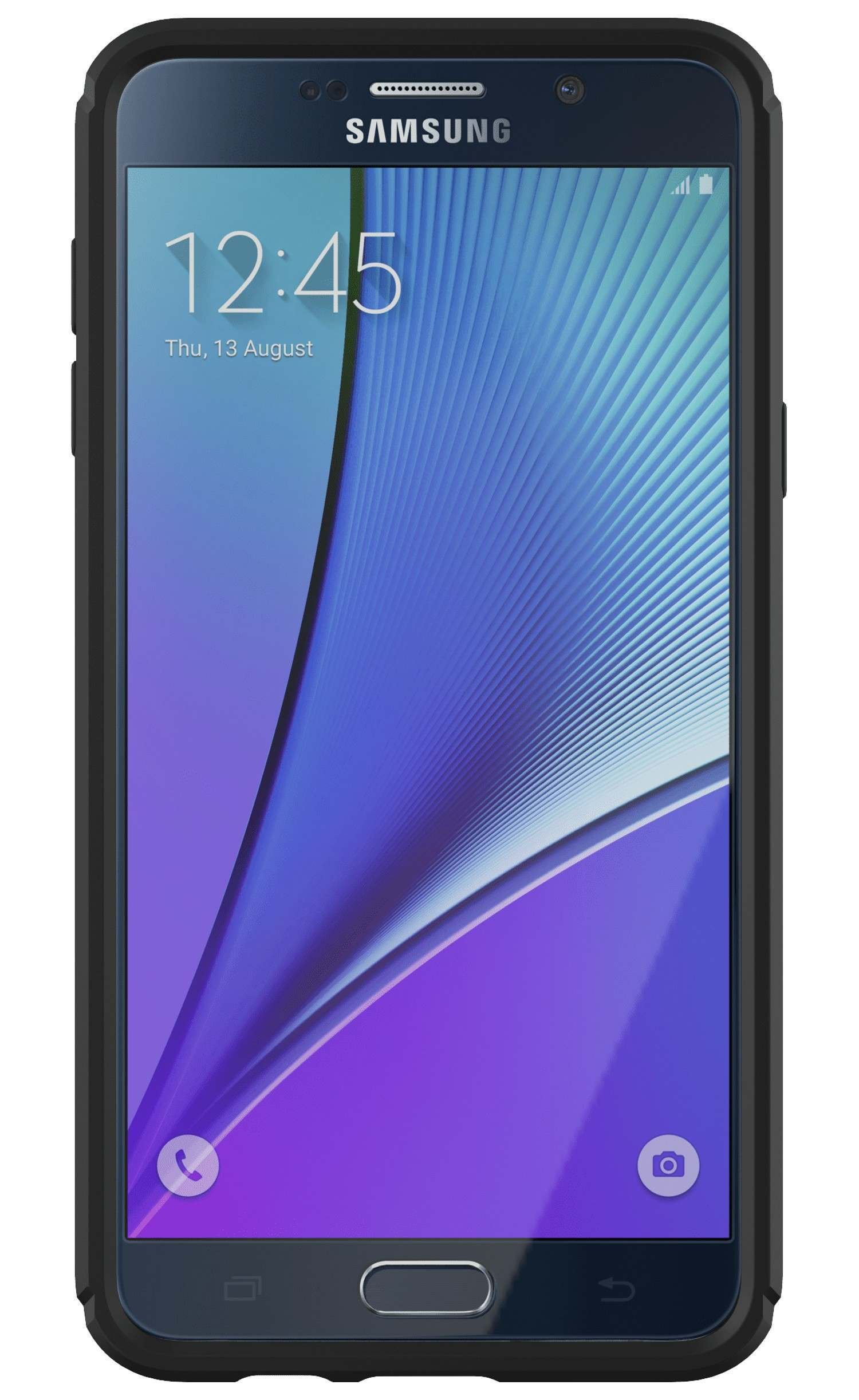 Tech21 Evo Tactical Case for Galaxy Note5 - Black