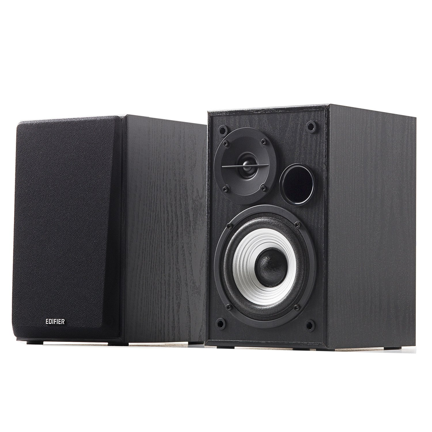 Edifier R980T 4'' Active Bookshelf Speakers - 2.0 Computer Speaker - Powered Studio Monitor (Pair)