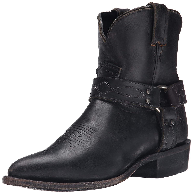 FRYE Women's Billy Harness Short Harness Boot B00TKOL344 6.5 B(M) US|Black-76024