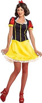 My Other Me - Disfraz de Blancanieves 1 para adultos, talla XXL ...