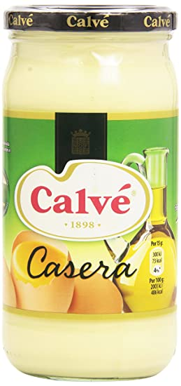 Calvé Salsa Mayonesa Casera - 500 ml