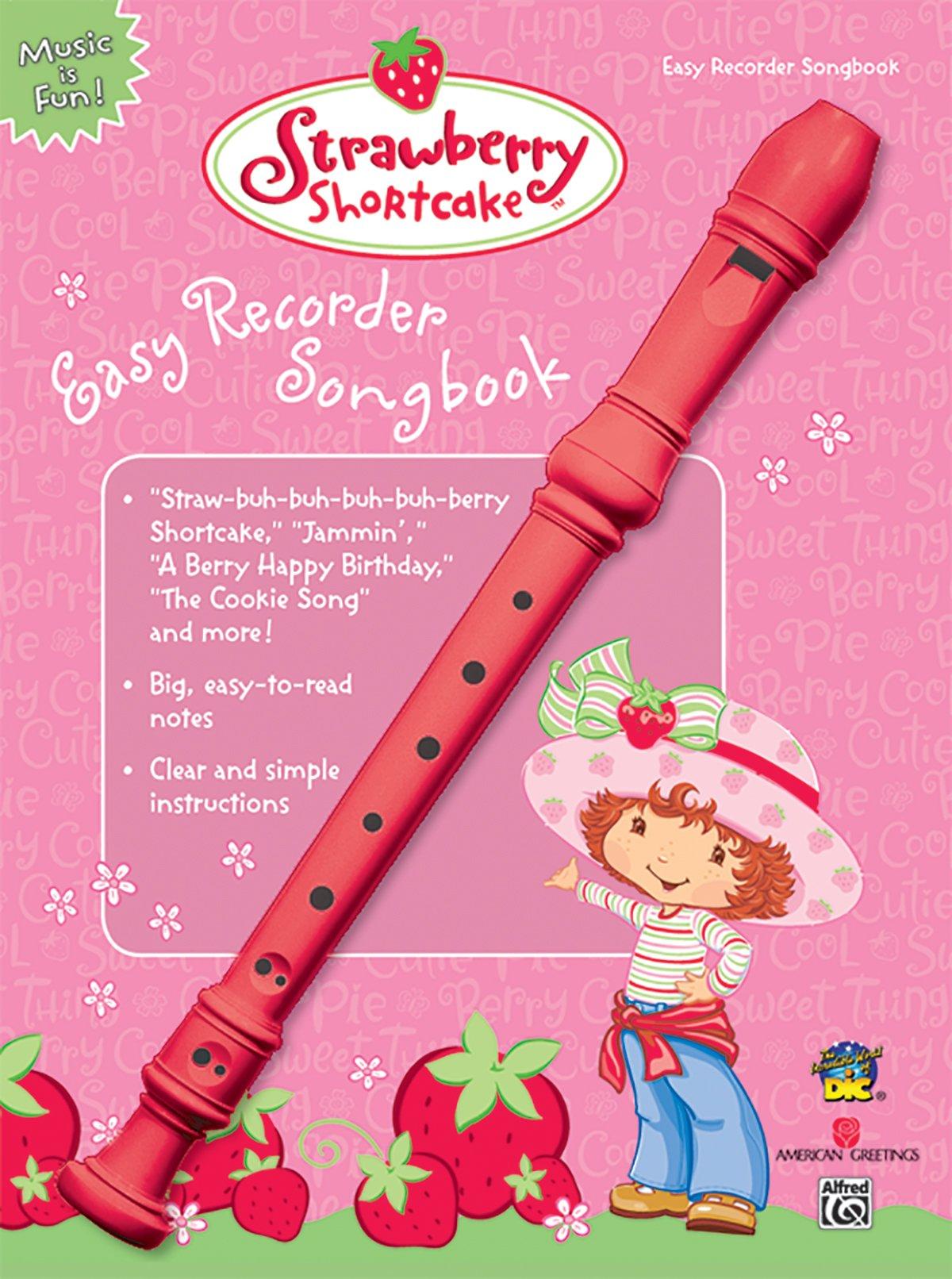strawberry-shortcake-easy-recorder-songbook-strawberry-shortcake-alfred-publishing