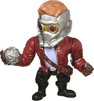 Jada Metals - Figura de Marvel Guardianes de la Galaxia Star Lord ...