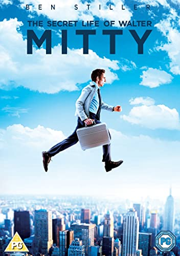 The Secret Life of Walter Mitty [DVD] [2013] [2017]