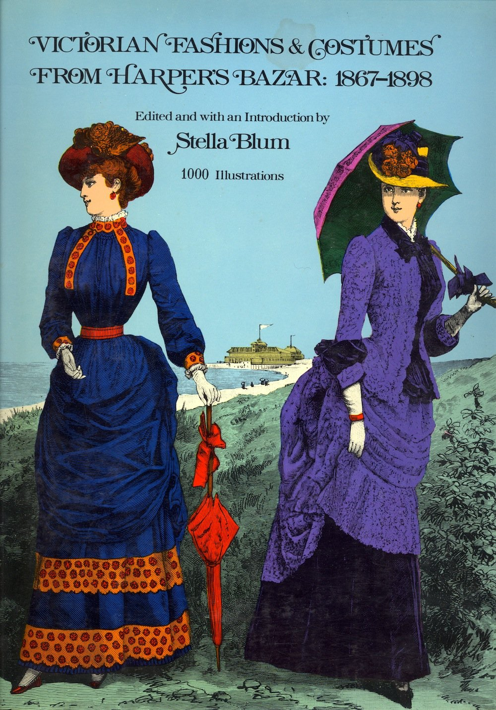 Victorian Fashions and Costumes from