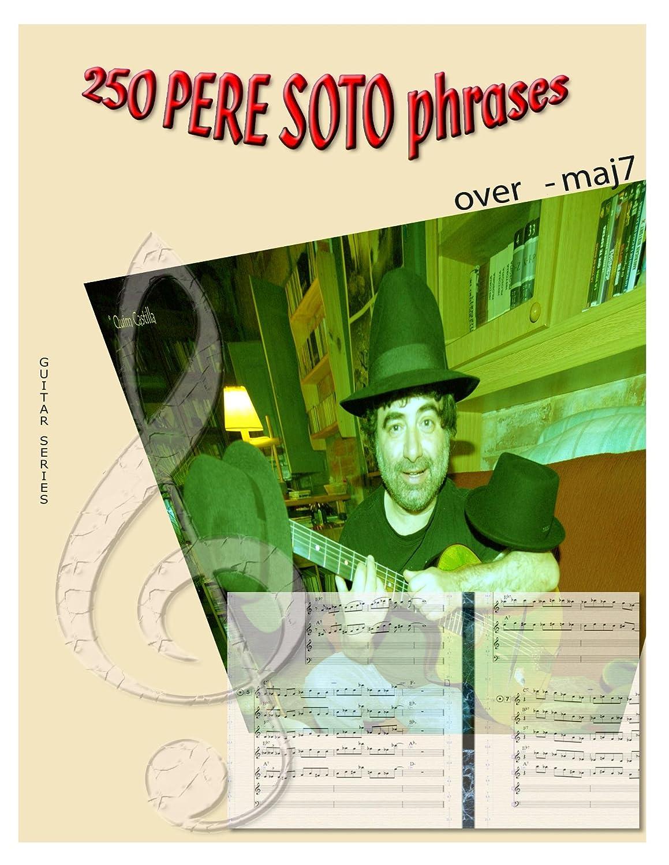 250 Pere Soto Phrases over minor maj7 (Jazz series Book 6 ...