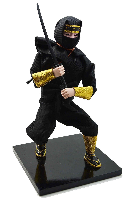 Amazon.com: Warrior – Muñeca, Samurai japonés Ninja- 30 cm ...