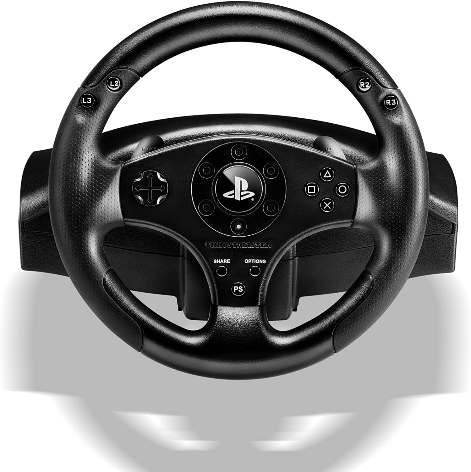 Thrustmaster T80 RW GT Volante PS4/PS3: Thrustmaster: Amazon.es ...