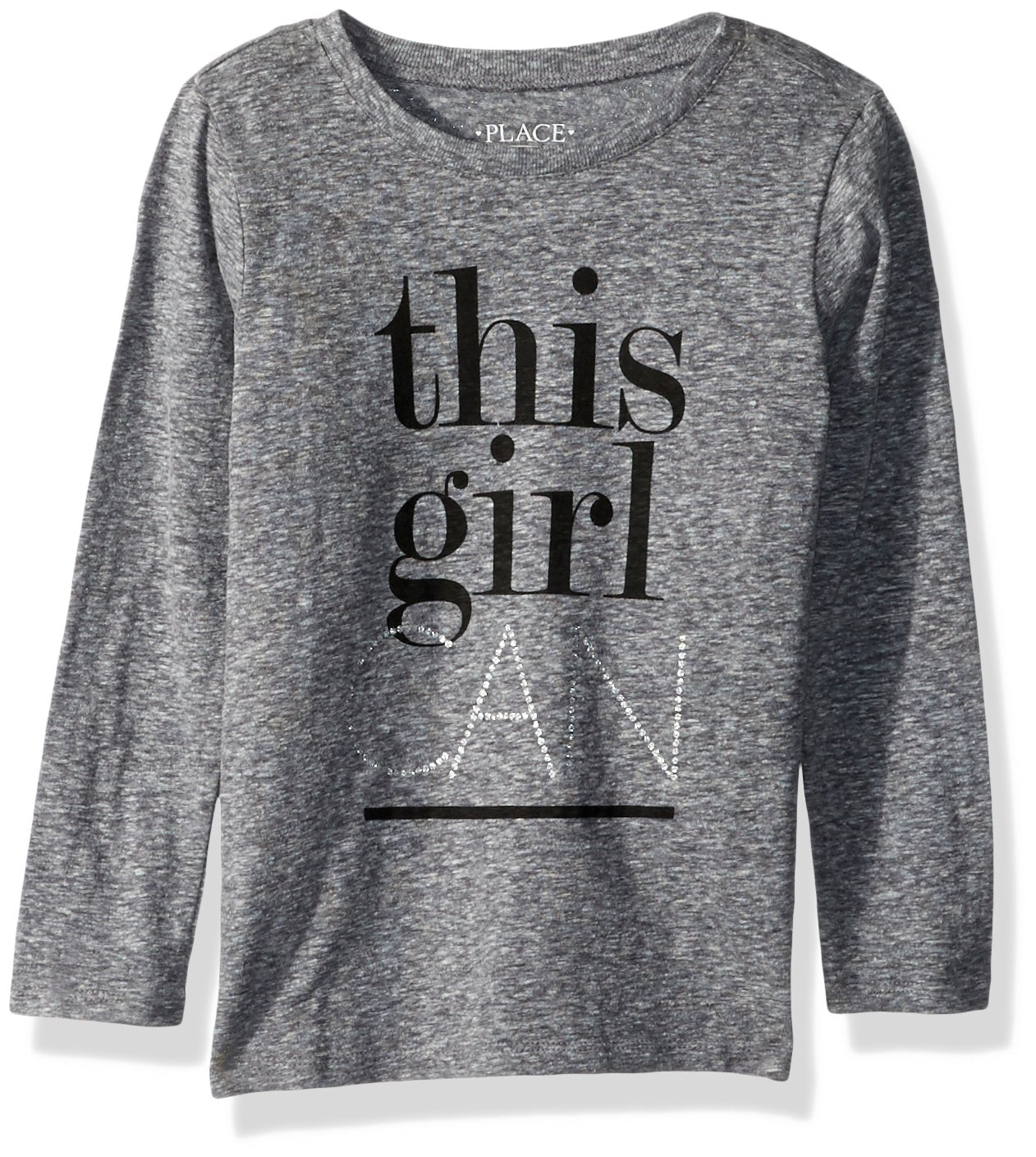 The Children's Place Girls' Long Sleeve T-Shirt 3