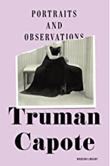 Portraits and Observations (Modern Library) Kindle Edition