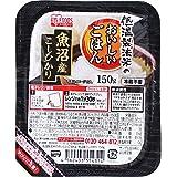 低温製法米のおいしいごはん 魚沼こしひかり 150g×3個