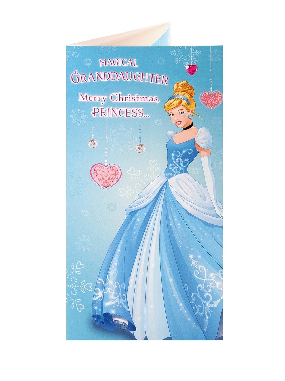 Disney Princess Cinderella Birthday Money Wallet