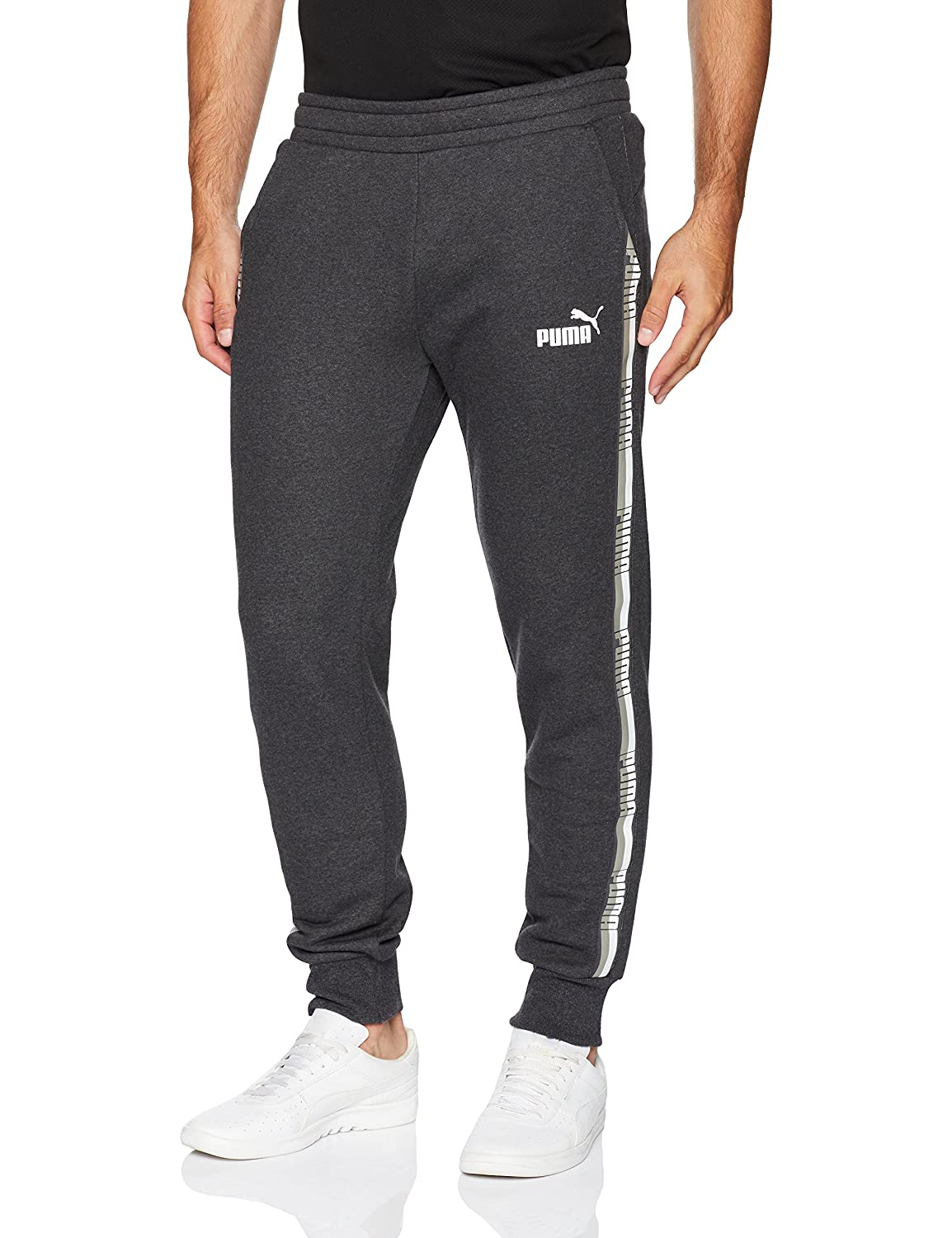 PUMA Mens Standard Tape Pants