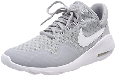 c525dd2db3 Nike Women's WMNS Air Max Sasha Competition Running Shoes (Wolf Grey/White  002)