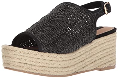 6a95cb3e2ee Image Unavailable. Image not available for. Color  Steve Madden Women s Courage  Wedge Sandal