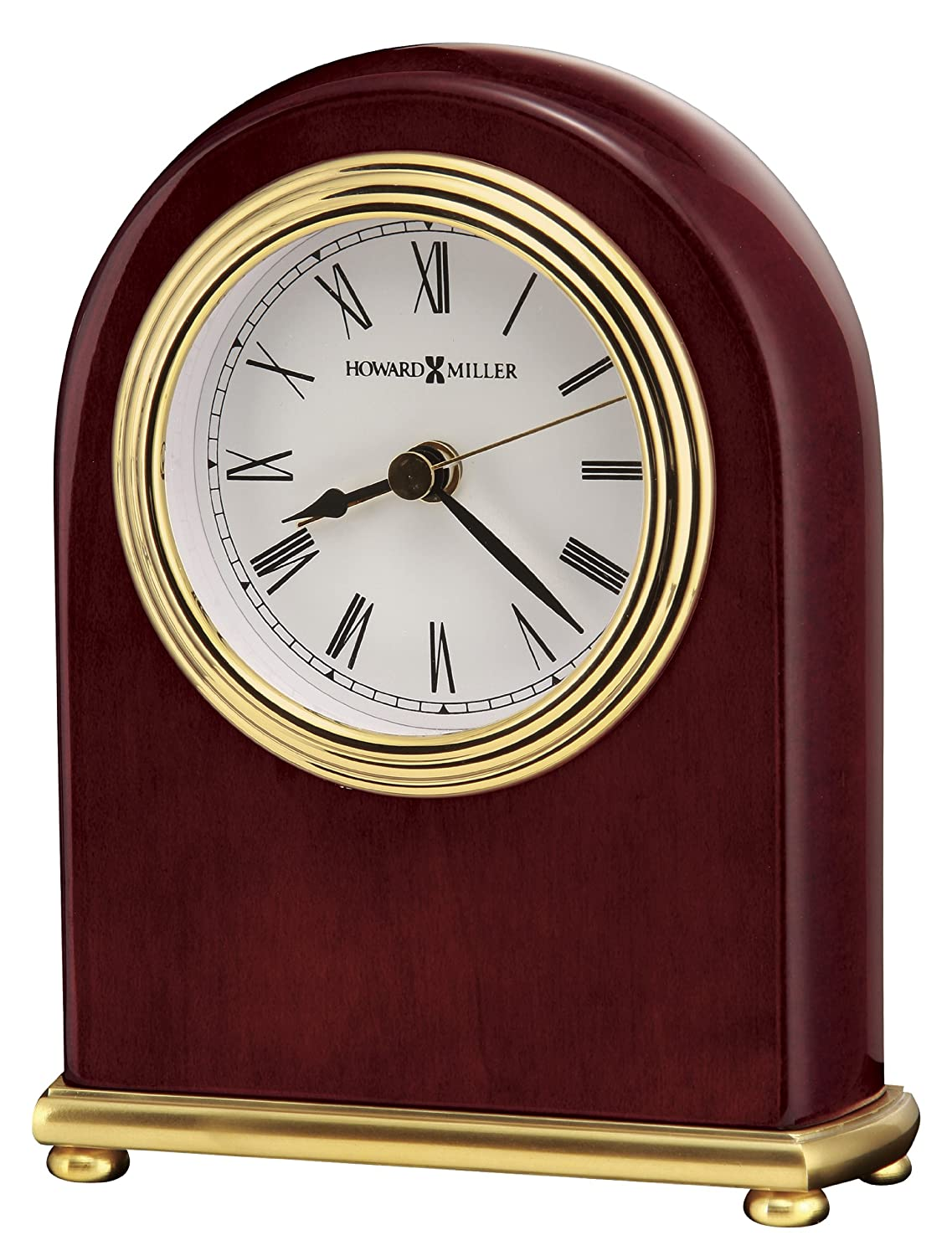 Exceptionnel Amazon.com: Howard Miller 613 487 Rosewood Arch Table Clock: Home U0026 Kitchen