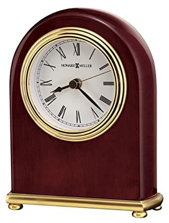 Howard Miller 613 487 Rosewood Arch Table Clock