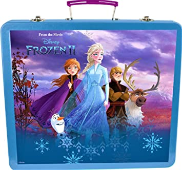 Estuches escolares Multicolor FROZEN: Amazon.es: Juguetes y juegos